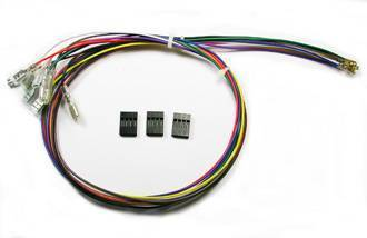 Ultimarc 9 LED single-color connection pack for I-PAC Ultimate I/O Interface