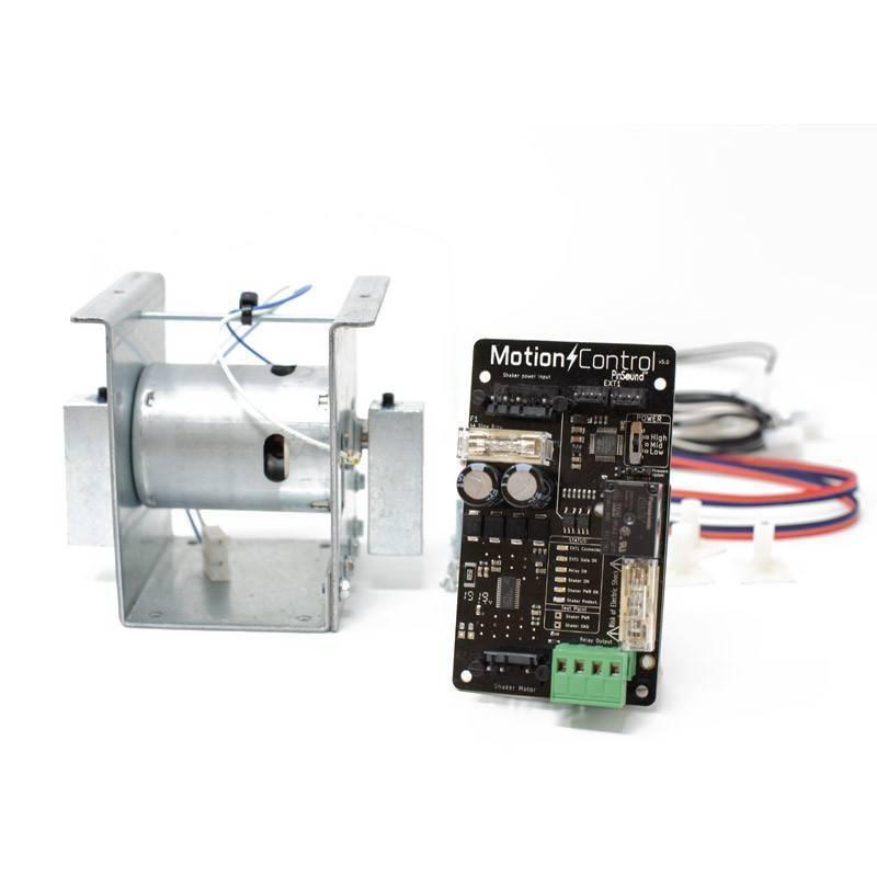 PinSound Motion Control Shaker Kit