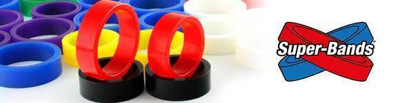 Superbands Flipper Rubbers