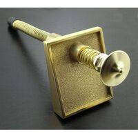 Ball shooter assembly - gold
