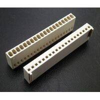 Connector .100 inch 20 position female - CF10020