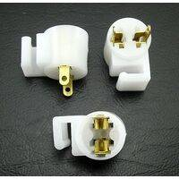 Coin door Lamp Holder - T10 Wedge