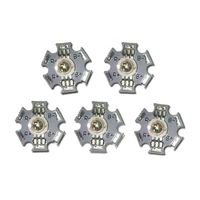 RGB LEDs 350ma (5 pack)