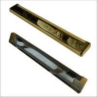 Lockbar (Williams/Bally) Standard - Chrome Gold Finish - D-12615 / A-18240