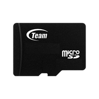 Team Micro-SD 8GB Flash Card C4