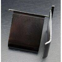 Coin door reject / return flap - Black