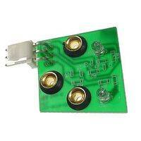 Dual opto receiver board w/ grommets 515-0174-00