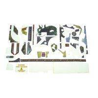 Stern PIRATES CARIBBEAN Plastic set - 803-5000-92