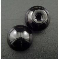 "Ball Shooter Knob Sphere/Ball 1-1/4"" 32mm - Round Glossy Plastic with M8-thread - Williams Bally 20-9927"