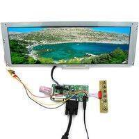 "LCD Widescreen (DMD) Display Screen - 14.9"" 1280x390 - VGA + DVI input"