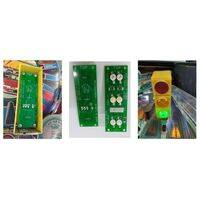 Homepin The Getaway HSII LED Traffic Lights Board (3-Lamp PCB Assembly) A-15260