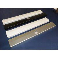 Lockbar standard/widebody, firebutton option, black/white - High-Strength PVC