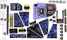 Batman (Data East) Decal set