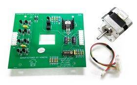 Homepin Williams/Bally Stepper Board with Stepper Motor and Harness - D-12046, D-12045