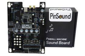 PinSound Sound Board Kit PLUS