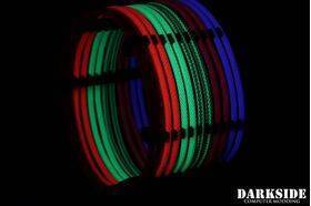 DarkSide CONNECT Dimmable Rigid LED Strip - 30cm - UV - G2-SE
