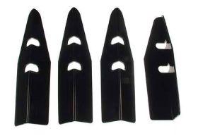 Cabinet protectors 4 piece set
