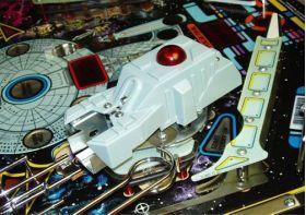 Star Trek: The Next Generation (Williams) STTNG Laser Cannon Kit
