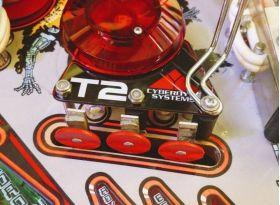 Terminator 2 Custom Center Plastic
