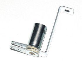 Lamp socket - Miniature Bayonet 2-Lead Socket With Long Mounting Bracket