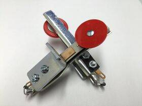 Target Switch - Reinforced - Round Red - Front Mount