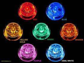 BriteButtons™ Illuminated Flipper Button Set For Williams/Bally WPC & WPC-95 Machines
