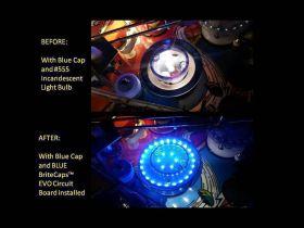 BriteCaps™ EVO Pop Bumper Lighting