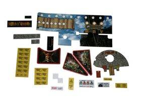 Pirates of the Caribbean (STERN) POTC Full Playfield Decal Set