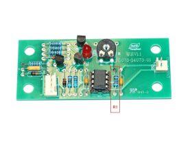 Williams/Bally Adjustable Eddy Sensor Board Assembly