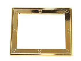 Shooter housing cabinet protector/guard - Gold