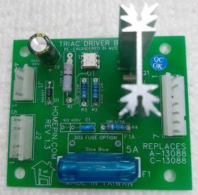 Homepin Triac driver board - WPC - A-13088