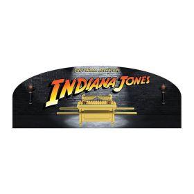 Indiana Jones 2D Wide Topper