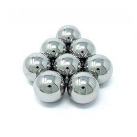PinSound Multiballs Chromium balls - 8 Pack