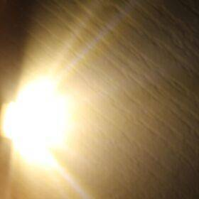 T10 / 555 HighFlow Clear Lens 2SMD Ultra Bright Pinball LED Bulb