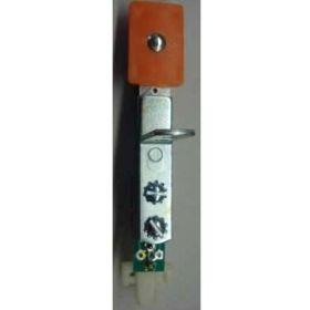 Target Smart Switch (Piezo Film Sensor) - Rectangular Red - Front Mounting Bracket