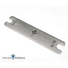 "Titan Pinwrench - 1/4"" and 5/16"""