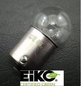 EiKO BA15s GE89 #89 Flasher Lamp / Bulb - 13V 0,58A 7,5W - 10 pack