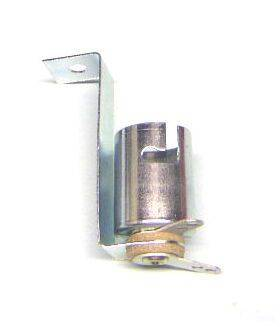 Lamp socket - large bayonet 1-5/8 inch Z bkt - 077-5102-00