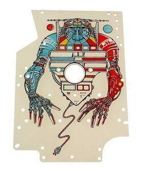 Bride of Pinbot (Williams) Mini Playfield - 31-1625