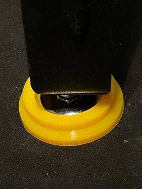Leg Leveler Silicon Castor (set of 4)